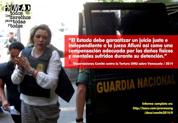 VENEZUELA-JUDGE-PRISON