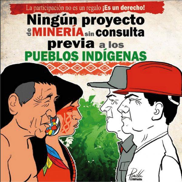 Consulta Previa a los Pueblos Indígenas