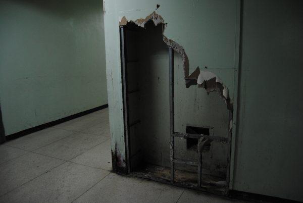 Refacciones incompletas en el Hospital de Los Magallanes de Catia
