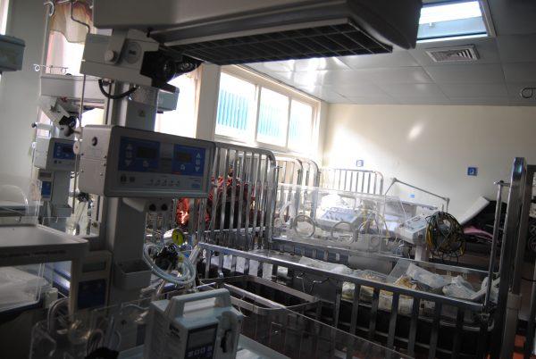 En el Materno Infantil de Caricuao, las incubadoras inoperativas ocupan varias áreas