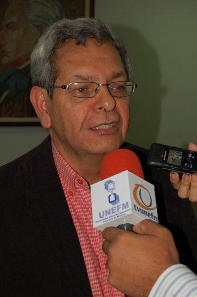Julio César Alviárez Superintendente Nacional de Seguridad Social, Dr. Julio César Alviárez