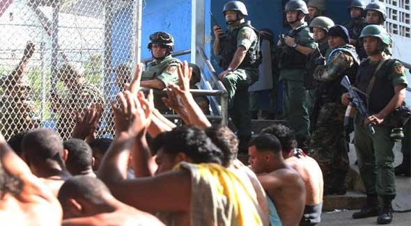 carceles-en-venezuela