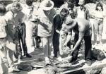 Exhumaciones realizadas en el año 1990, La Peste. Foto cortesía Cofavic