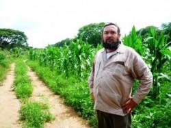 foto del líder campesino